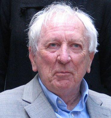 Swedish poet Tomas Tranströmer