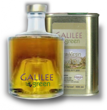 Galilee Green olive oil
