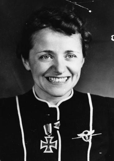 Hanna Reitsch in 1941.