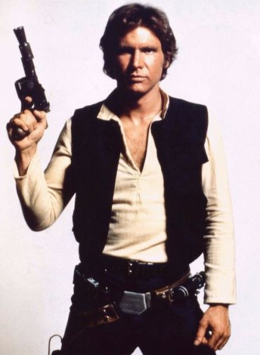 Harrison Ford, the original.