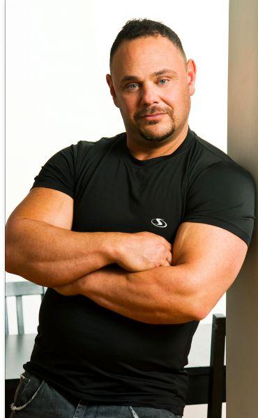 Stuntman Ilan Rosenberg