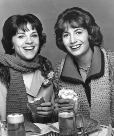 Laverne and Shirley, Circa 1976