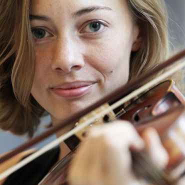 Lily Francis will be among the musicians playing the Hungarian Jewish composer György Ligeti?s Trio for Violin, Horn, and Piano and Felix Mendelssohn?s String Quintet No. 1