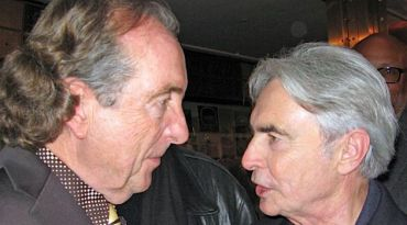 Close Talkers : Eric Idle chats to David Steinberg.