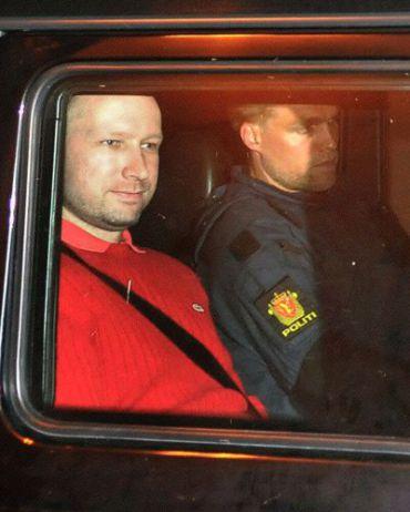 Norwegian Terror Suspect Anders Behring Breivik