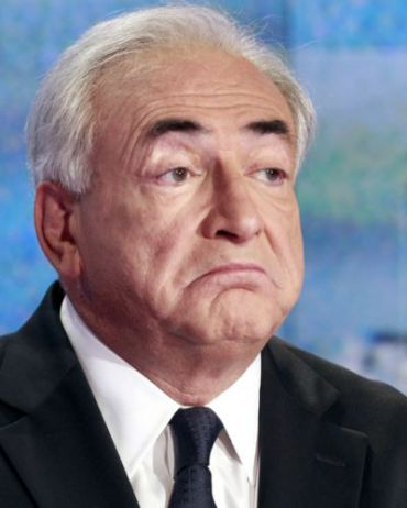 Dominique Strauss-Kahn on French TV September 18, 2011.