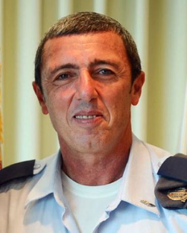IDF Chief Rabbi Rafi Peretz