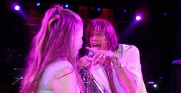 Putting Sam to Shame: Aerosmith?s Steve Tyler led a parade of stars to croon for Elizabeth Brooks at her $10 million bat mitzvah in 2005.