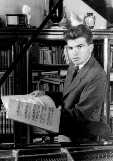 Courtesy Archive Estate of Emil Gilels, Moscow
