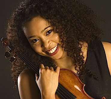 Nokuthula Ngwenyama  Helping a trio become a quartet for Richard Danielpour?s ?Inventions on a Marriage.?