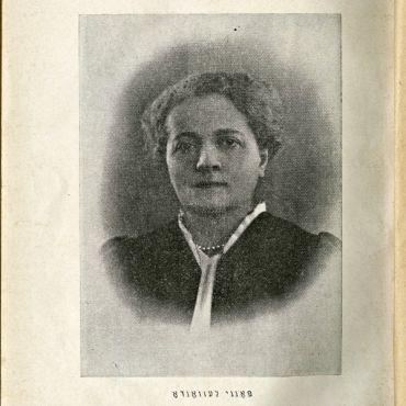 Fania Lewando, the Mollie Katzen of her time.