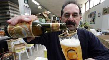 Cold One: Nadim Khoury, a Palestinian brewer who learned the trade in the United States, helped shape the microbrew industry and flavor in Israel.