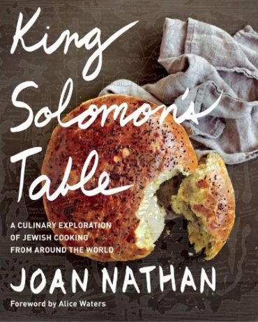 The latest cookbook from Jewish food doyenne Joan Nathan includes scrumptious recipes from around the world.