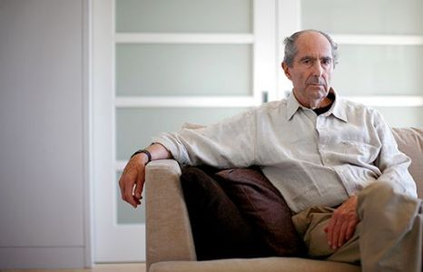Philip Roth: pale and male.