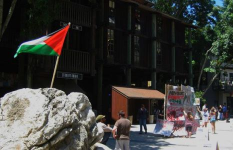 North of Border: Boycott Israel protests have been a staple of campus activities in California. Now, Canadian students have passed a pro-BDS resolution.