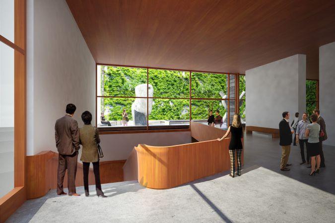 The SynaCondo Lobby