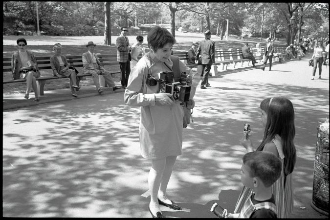 Portrait of the Artist:  Photographer Diane Arbus is the subject of Arthur Lubow's psychoanalytical biography.