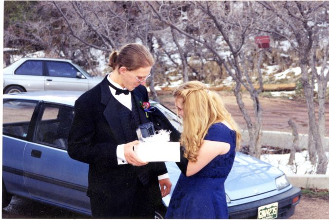 Childhood's End: Three days before the shootings, Dylan Klebold attended his high school prom.