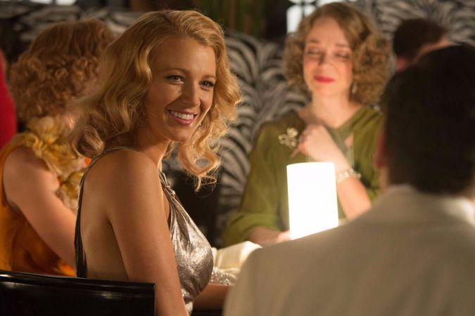 """The Glamorous Life: Blake Lively in Woody Allen's """"Cafe Society."""""""