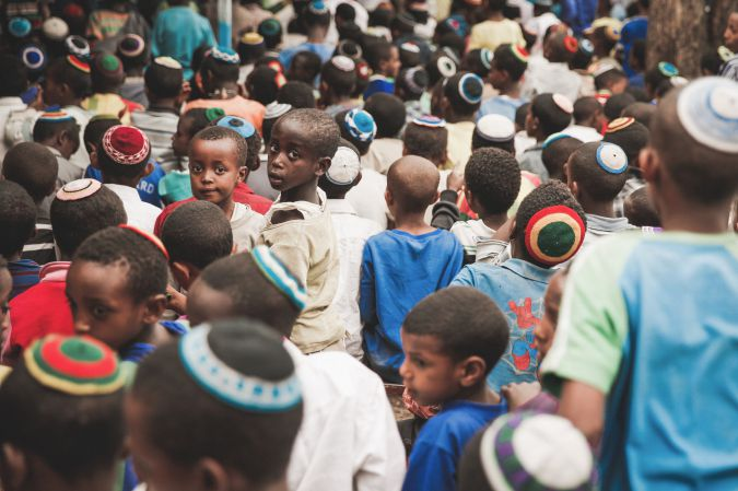 The Forgotten Ethiopian Jews of Gondar.
