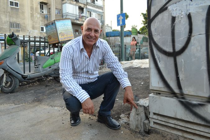 ** Things From Below:** Exterminators like Eli Cohen have warned that the construction might set loose an influx of rats on the city.