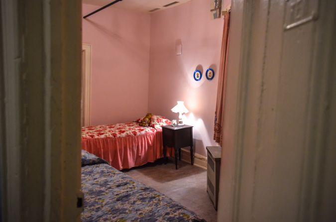 "Bella Epstein Seligsohn's childhood bedroom, recreated in ""Under One Roof."""