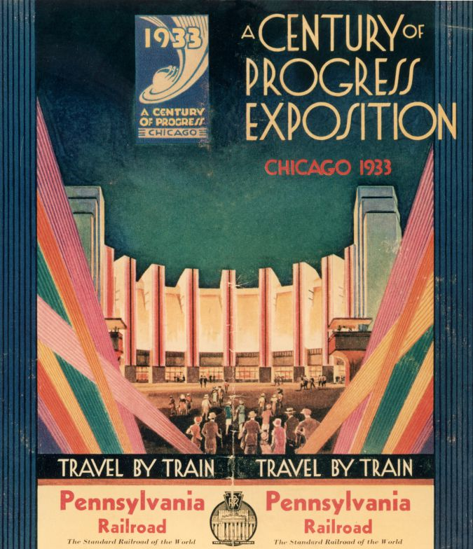 World's Fair: As a boy in Chicago, Sam Adams attended the Century of Progress Exposition.