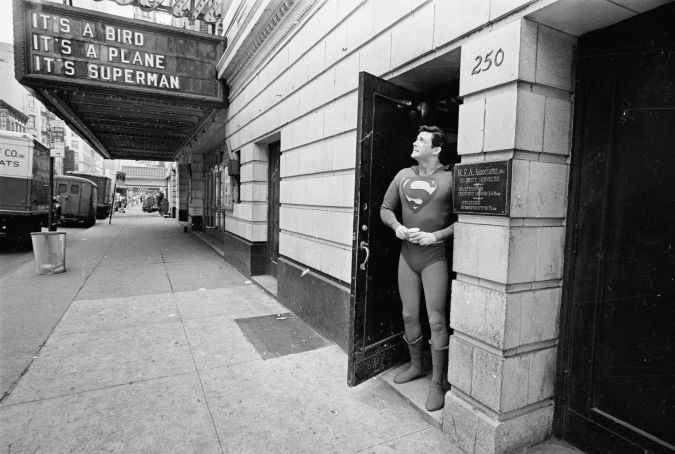 "On Broadway: Bob Holiday starred in the 1966 musical, ""It's A Bird, It's A Plane, It's Superman."""