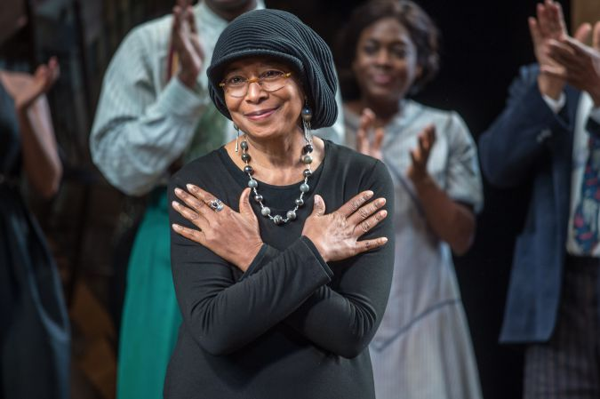 Alice Walker: One of countless artists who has benefited from NEA programs.