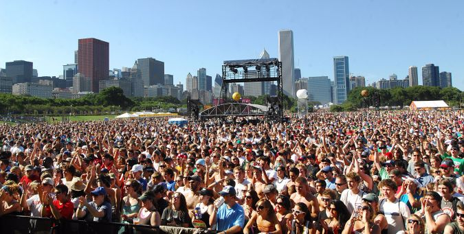 Road Show: Once a traveling music fest, Lollapalooza is now based in Chicago.
