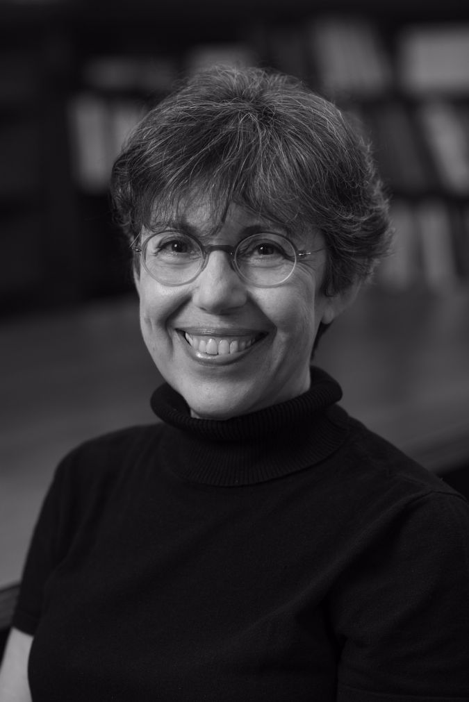 """Mary Gluck, author of """"The Invisible Jewish Budapest."""""""