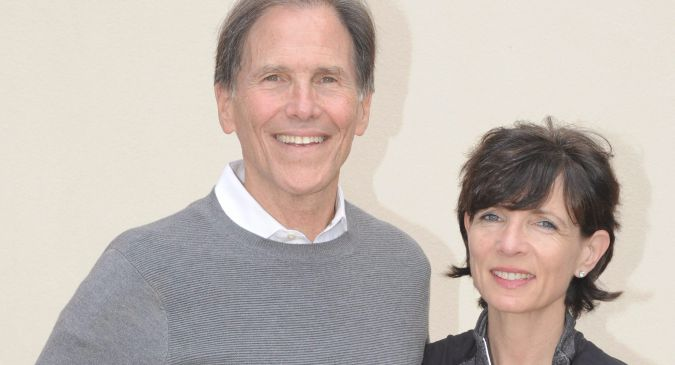 Pretty Fly: Howard and Karen Schwartz
