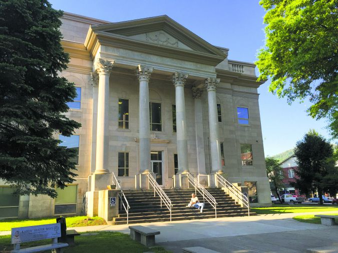 House of Justice: During the 1930s, the coal companies and their allies effectively owned the courthouse in downtown Harlan, and could press charges against anyone who threatened their grip on the county.