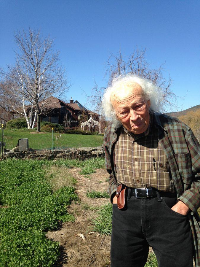 At Home in the Berkshires: Everett Gendler
