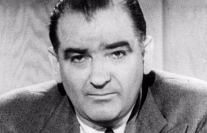 Sen. Joseph McCarthy