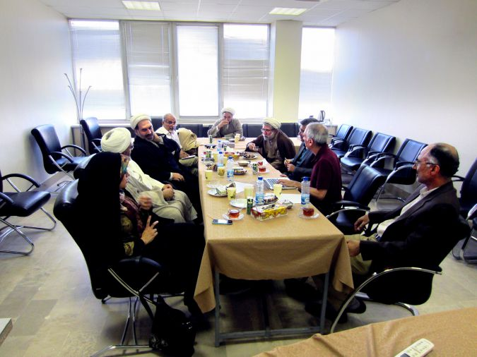 Forward journalist Larry Cohler-Esses interviews Jewish studies professors in the holy Iranian city of Qom.