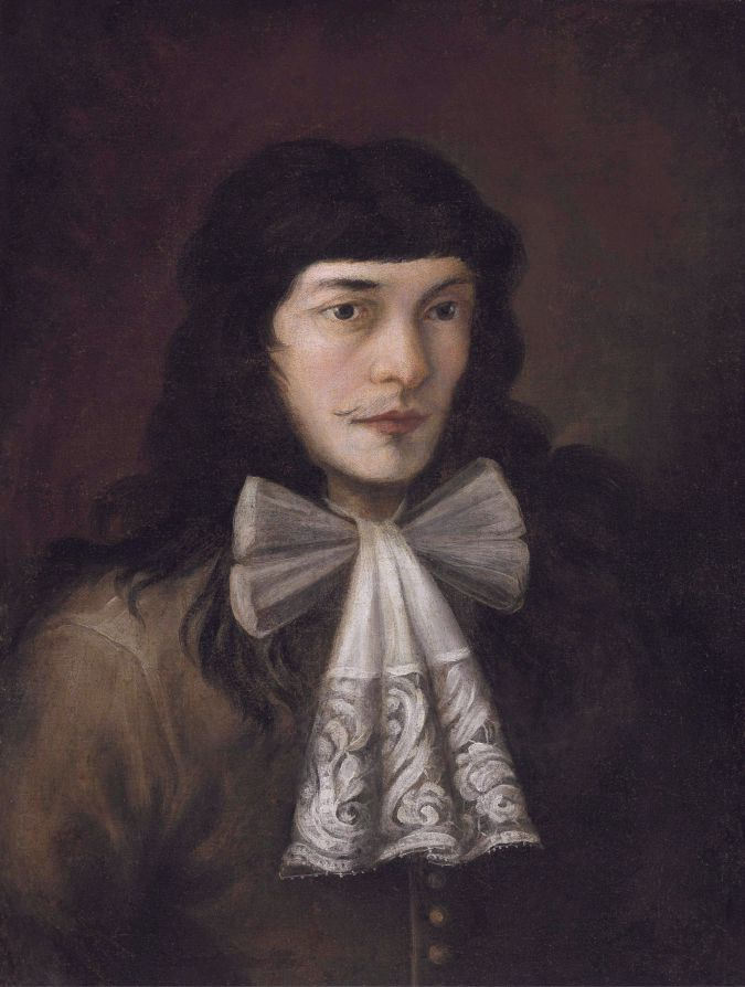 Self Portrait of Alessandro Magnasco