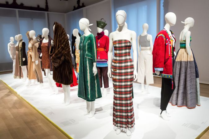 """Pret-a-Porter: """"Isaac Mizrahi: An Unruly History"""" is currently running at The Jewish Museum."""