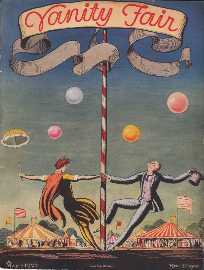 Vanity Fair, May 1923