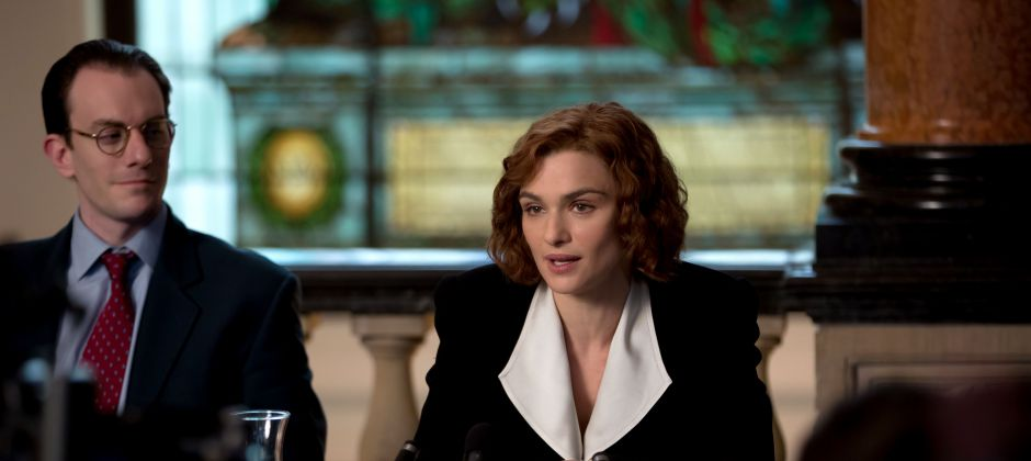 Rachel Weisz is in 'Denial'