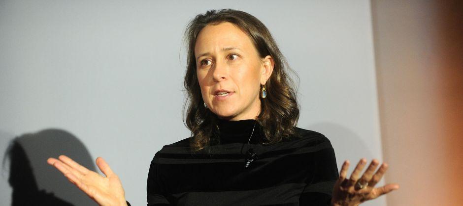 Anne Wojcicki, the CEO of 23andMe.