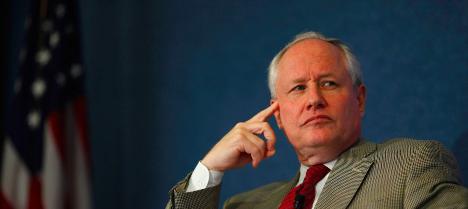 William Kristol in Washington D.C. on October 3, 2011.