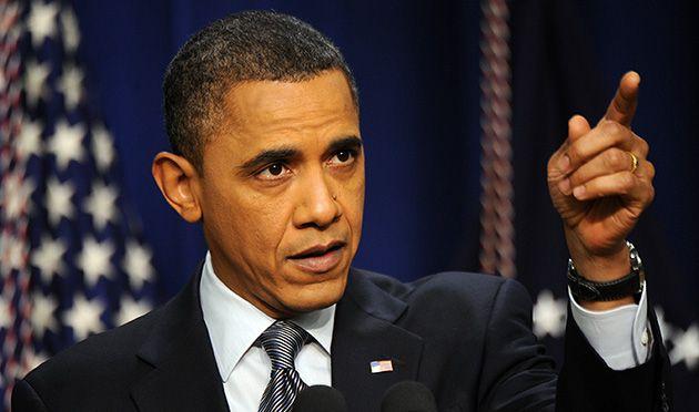 No Violence: Obama says it?s a universal principle.