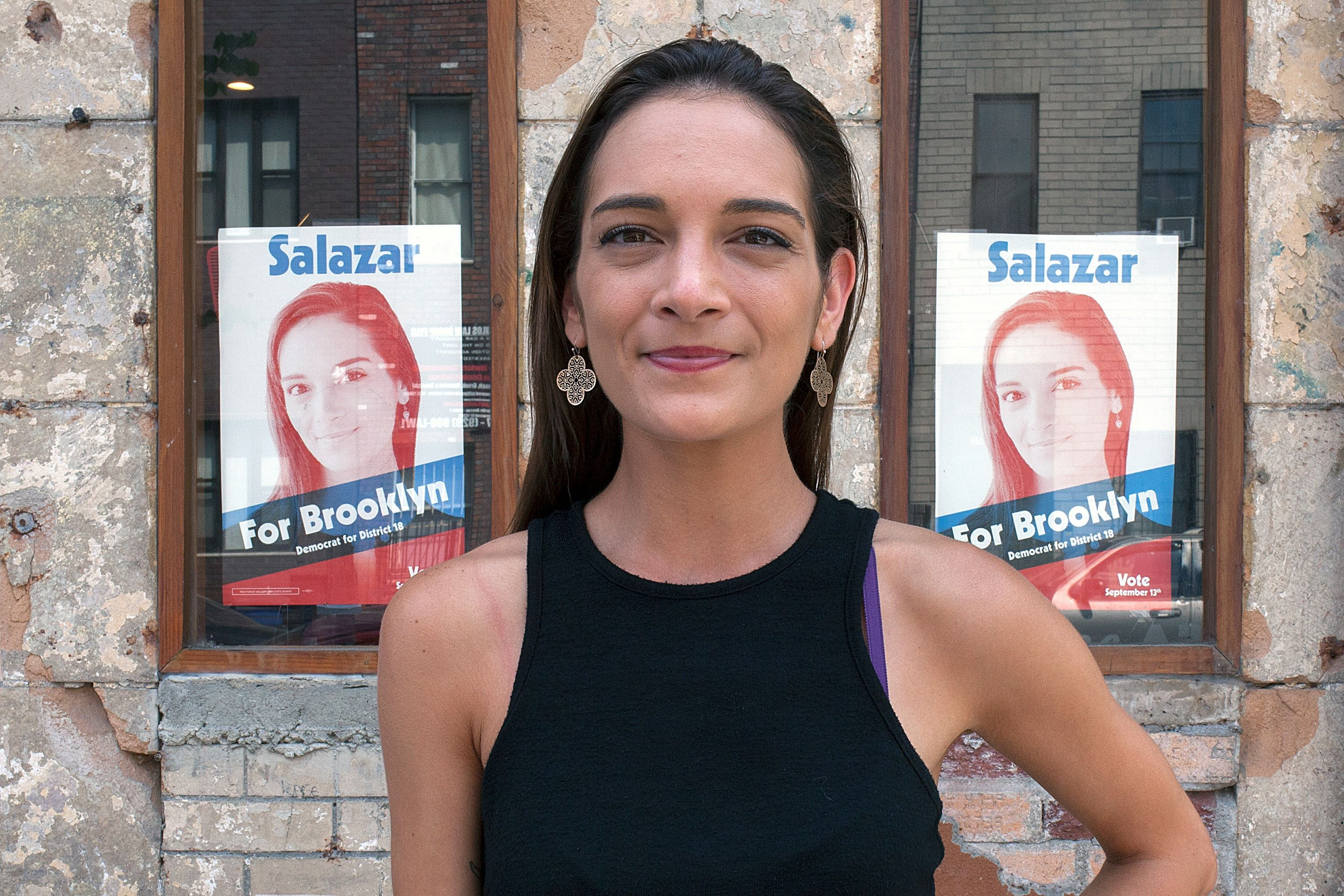 it s not about whether julia salazar is jewish it s about telling