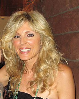 Marla Maples portrays one of the five women in the current production.