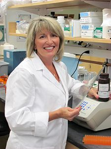 Genetics Guru: Dr. Susan Slaugenhaupt is striving to turn genetic discoveries into treatments for diseases.