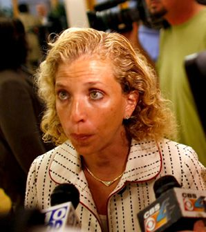 Wasserman Schultz: Sponsored the new legislation after her own application was rejected