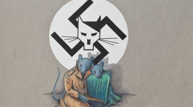The Maus That Roared: The new exhibit at the Jewish Museum New York features art from Spiegelman?s work in the ?comic? underground and panels from ?Maus,? which won the 1992 Pulitzer Prize and helped to legitimize the graphic novel genre.