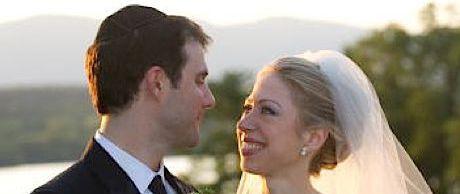 Arkansas Kid: Chelsea Clinton, who married Marc Mezvinsky in an interfaith ceremony in 2010, was born in Little Rock.