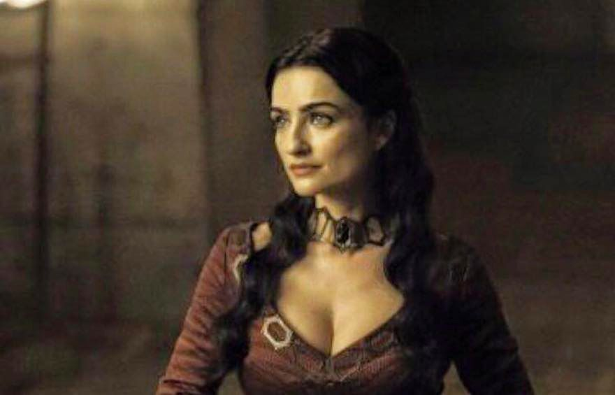 """Ania Bukstein in """"Game of Thrones"""""""